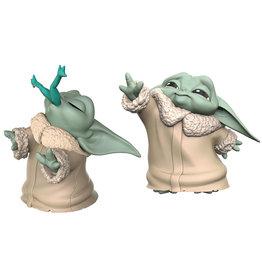 Hasbro Star Wars Mandalorian Man Baby Bounties Frog
