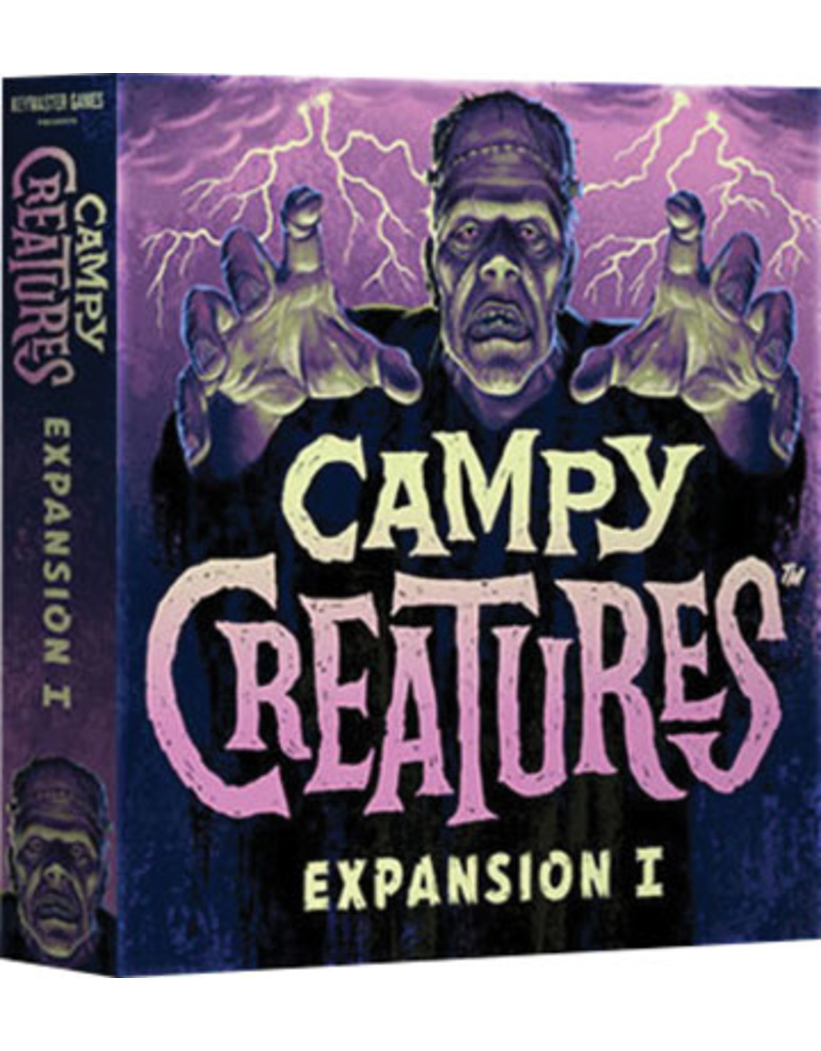 Keymaster Games Campy Creatures: Expansion I