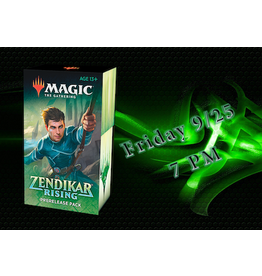 Wizards of the Coast Zendikar Rising Prerelase: Friday 7pm