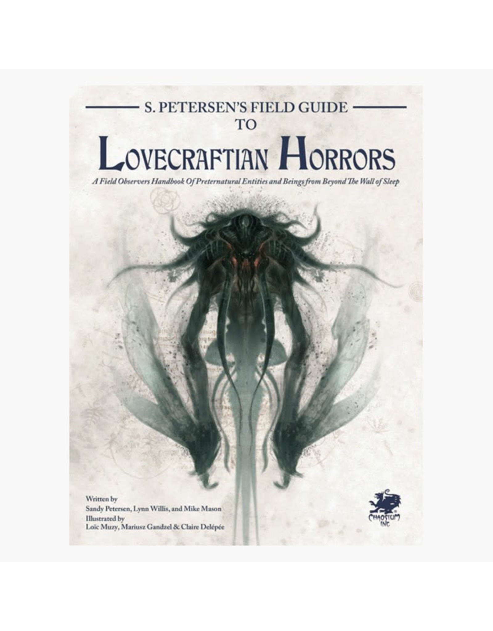 Chaosium  Inc. Call of Cthulhu: Field Guide to Lovecraftian Horrors Hardcover