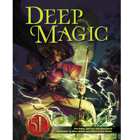 Kobold Press Dungeons and Dragons RPG: Deep Magic Hardcover