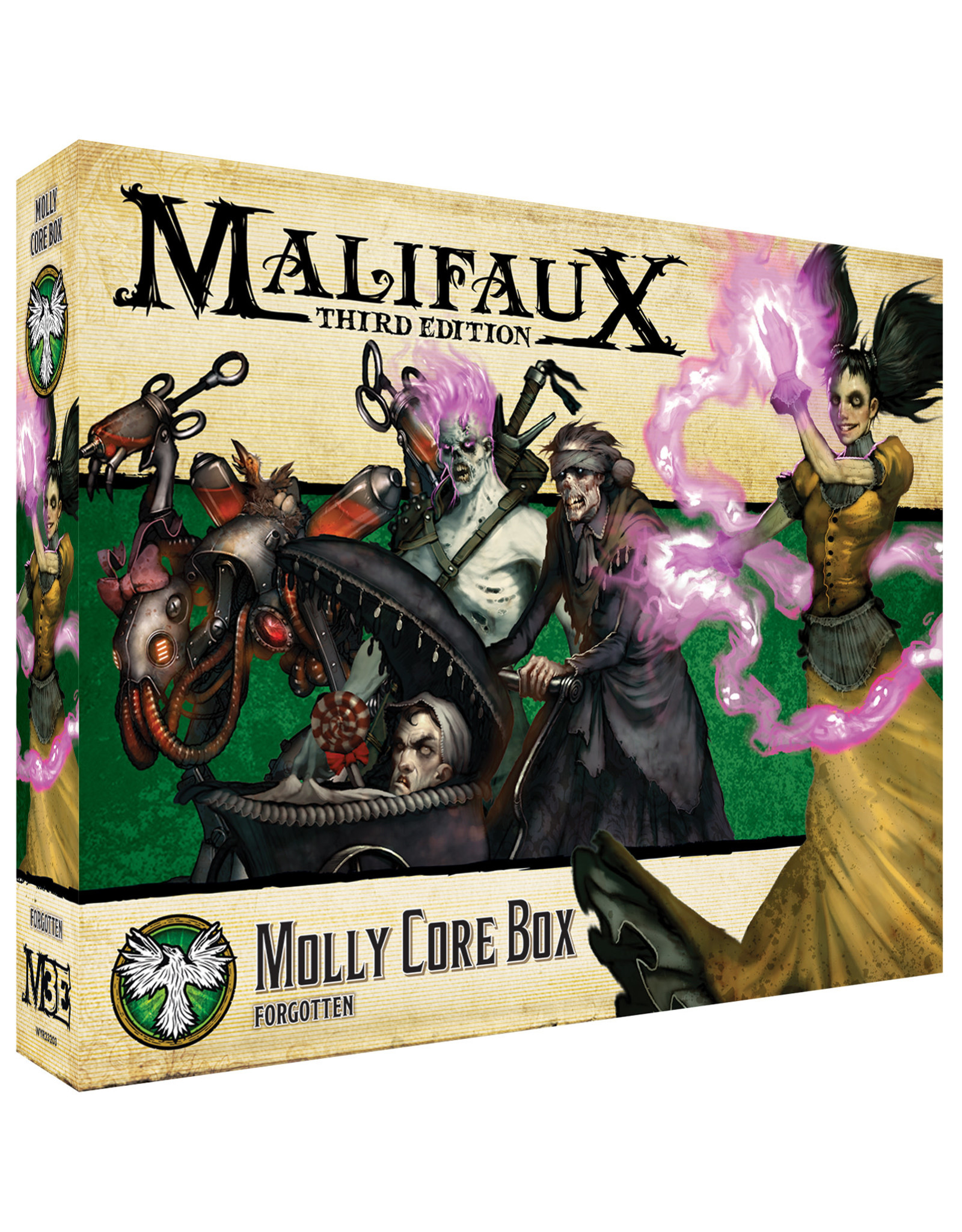 Wyrd Miniatures Molly Core Box