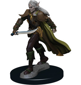 WizKids Pathfinder Battles: Premium Painted Figure - W1 Elf Fighter Male