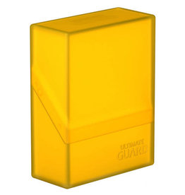 Ultimate Guard Ultimate Guard Boulder Deck Case 40+: Amber