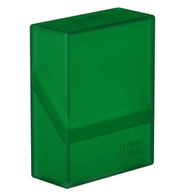 Ultimate Guard Ultimate Guard Boulder Deck Case 40+: Emerald