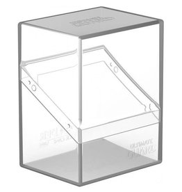 Ultimate Guard Ultimate Guard Boulder Deck Case 60+: Clear