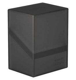 Ultimate Guard Boulder Deck Case 60+: Onyx