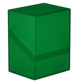 Ultimate Guard Ultimate Guard Boulder Deck Case 60+: Emerald