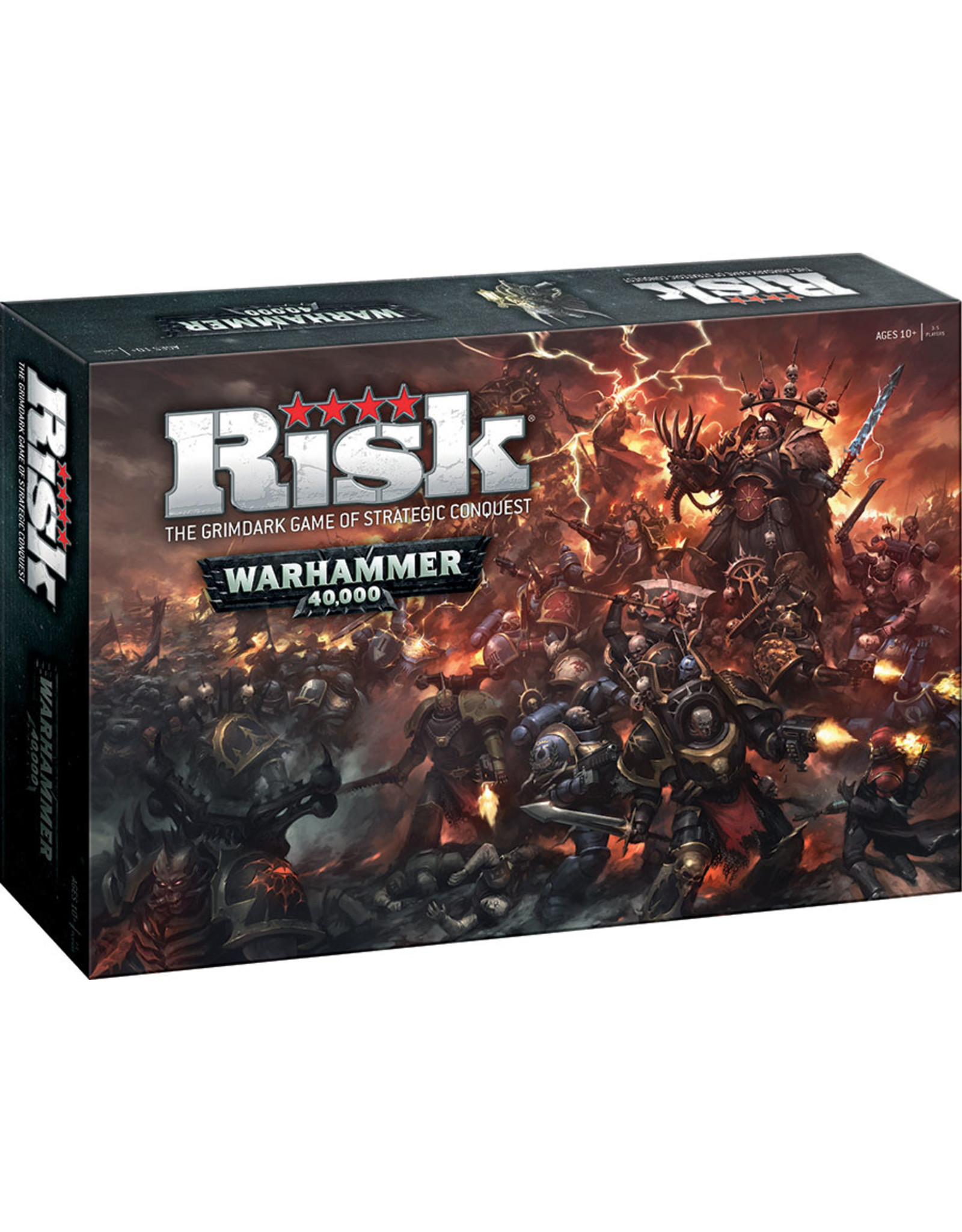 The OP Warhammer 40k Risk