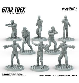 Modiphius Entertainment Star Trek Adventures RPG: Romulan Strike Team Box Set
