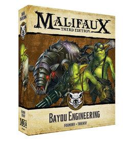 Wyrd Games Malifaux: Bayou Bayou Engineering