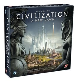 Fantasy Flight Games Sid Meier's Civilization: A New Dawn