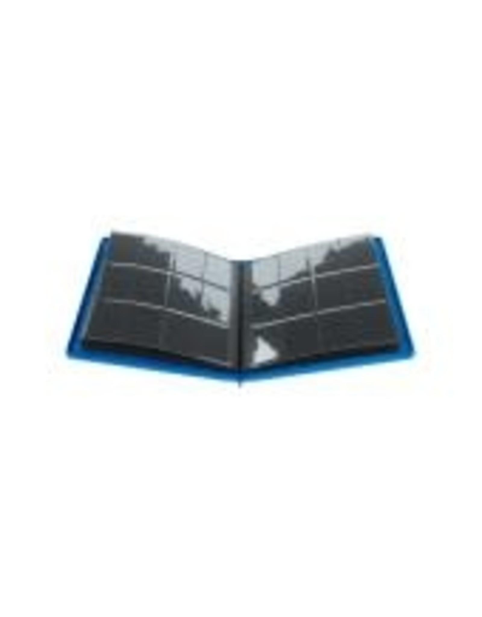 GameGenic Binder: 24pkt: Zip-Up Album: BU