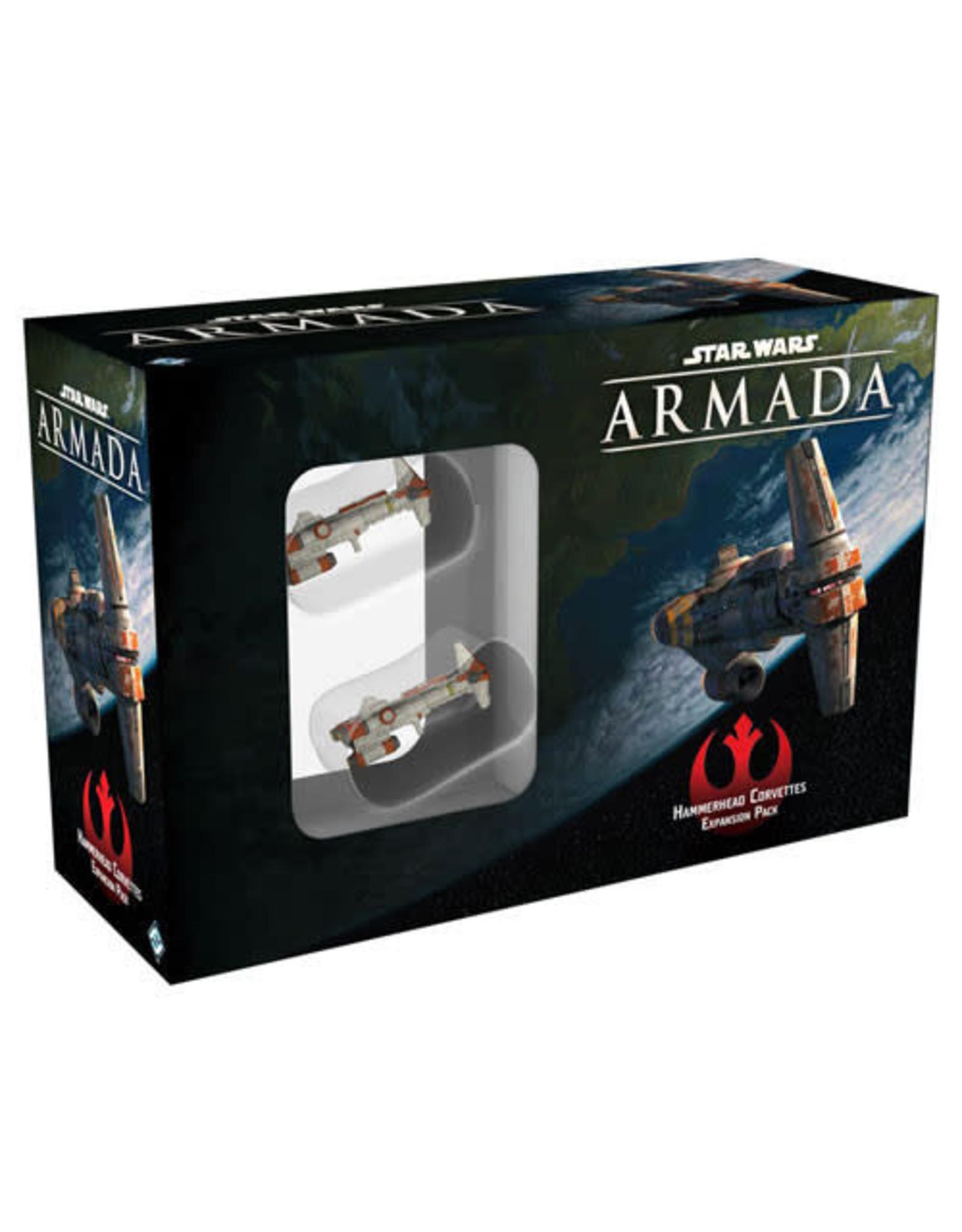 Fantasy Flight Games Star Wars Armada: Hammerhead Corvette Expansion Pack