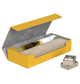 Ultimate Guard Ultimate Guard Deck Case Superhive 550+ XenoSkin Amber