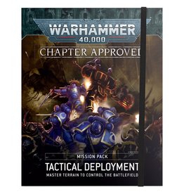 Games Workshop Chapter Approved Mission Pack: Tactical Deployment