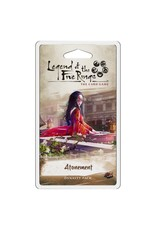 Fantasy Flight Games L5R LCG: Atonement Dynasty Pack