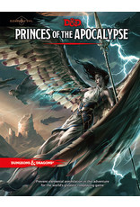 Wizards of the Coast Dungeons and Dragons RPG: Elemental Evil - Princes of the Apocalypse