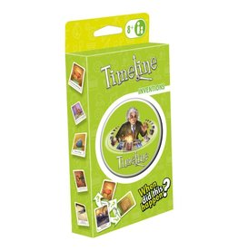 Asmodee Timeline Inventions (Eco-Blister)