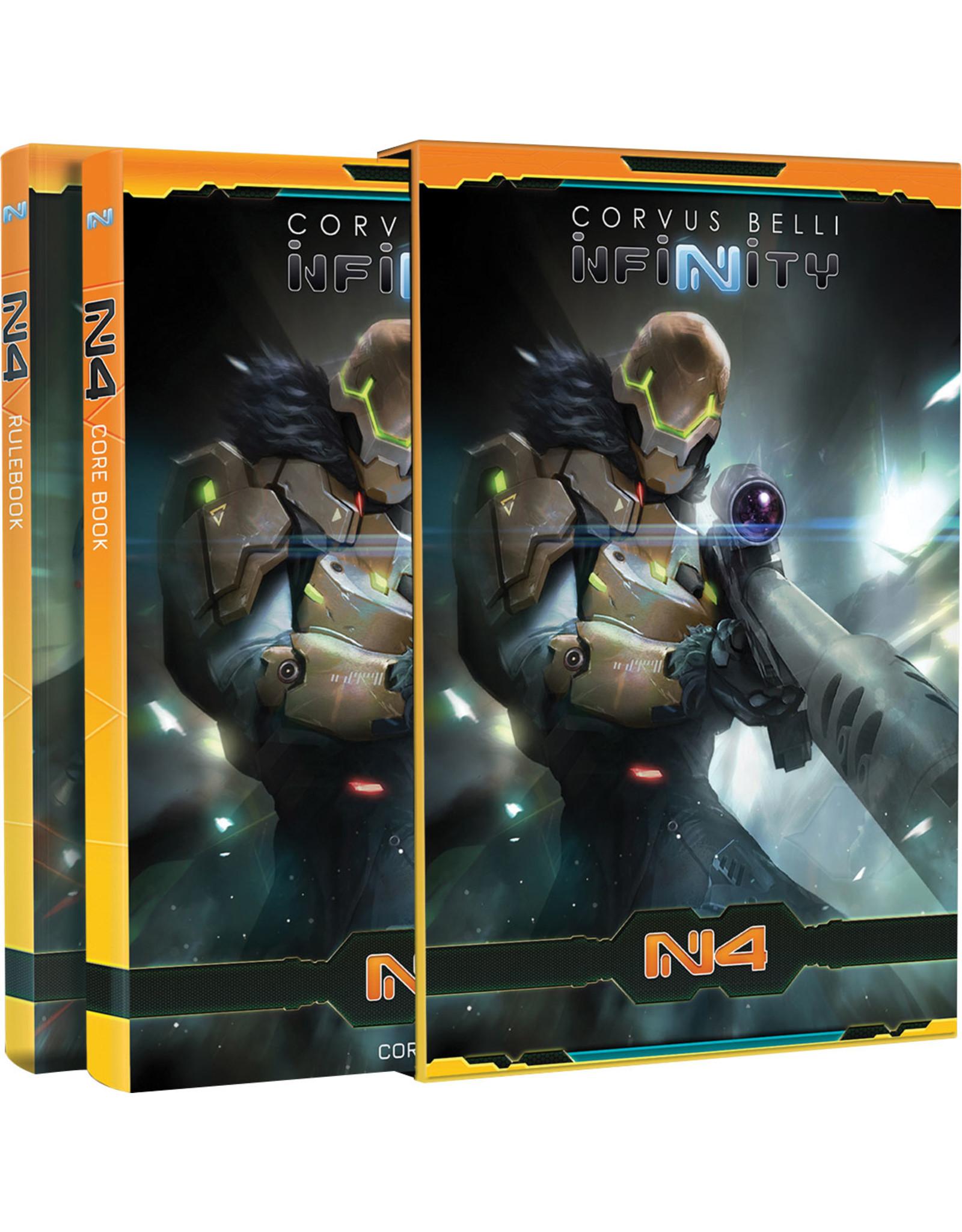 Corvus Belli Infinity: N4 Core Rules