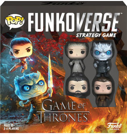 Funko Games Pop! Funkoverse: Game of Thrones 100 - 4 pack