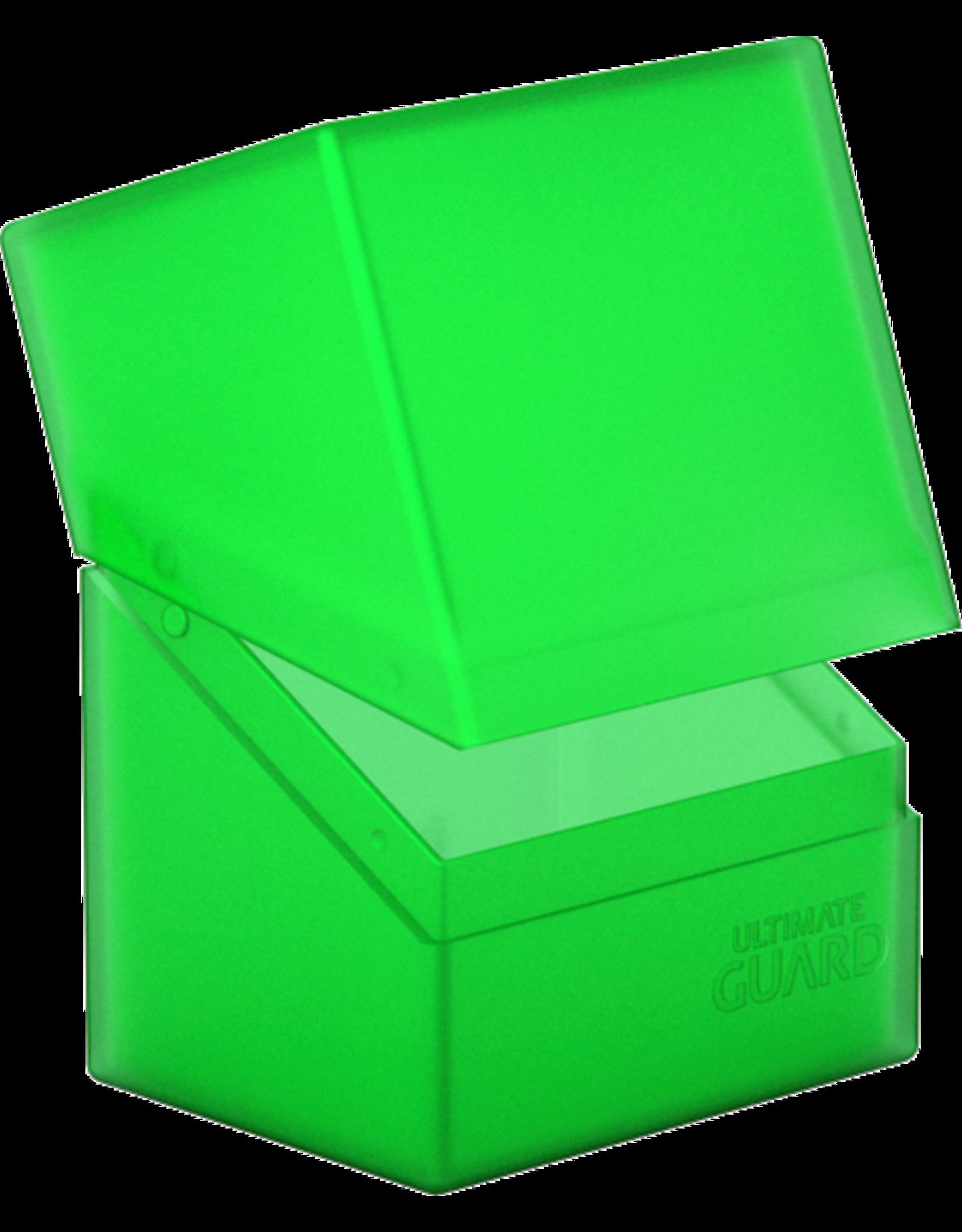Ultimate Guard Ultimate Guard Deck Case Boulder 80+ Emerald