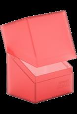Ultimate Guard Ultimate Guard Deck Case Boulder 80+ Ruby