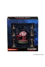 WizKids Dungeons & Dragons Fantasy Miniatures: Icons of the Realms Set 13 Volo & Mordenkainen`s Foes Premium Set - Elder Brain & Stalagmites