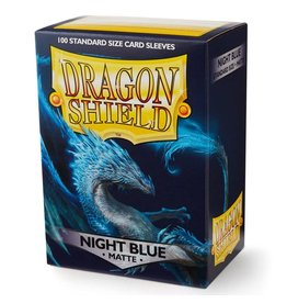 Dragon Shield DP: DS: Matte Night BU (100)