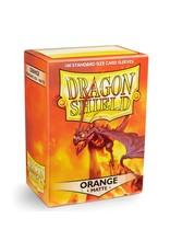 Dragon Shield Dragon Shields: (100) Matte Orange