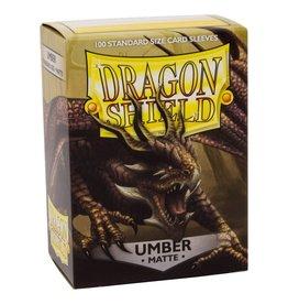 Dragon Shield DP: DS: Matte Umber (100)