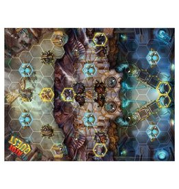 Privateer Press RQ: Temple of the Concord Playmat