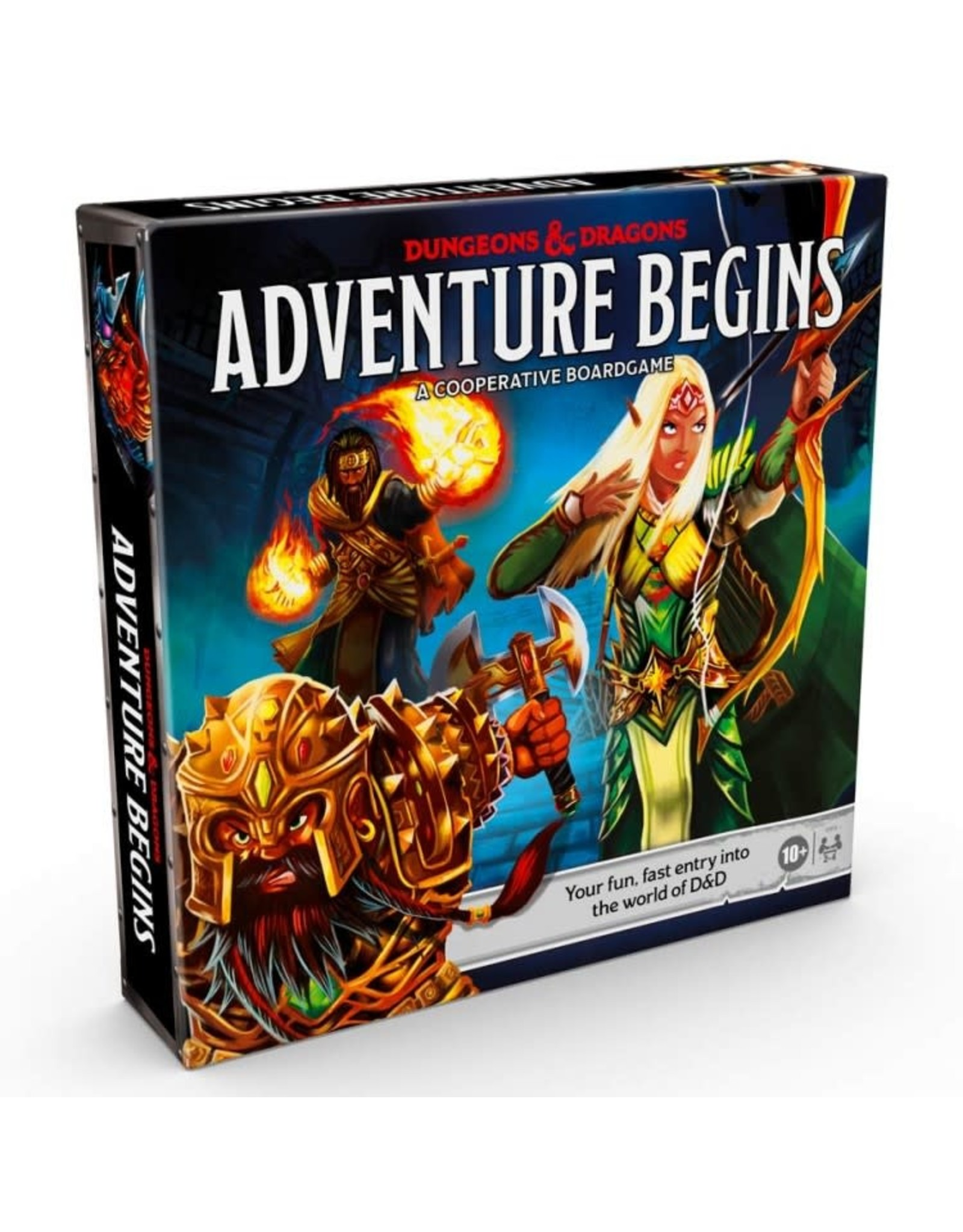 Hasbro D&D: Adventure Begins