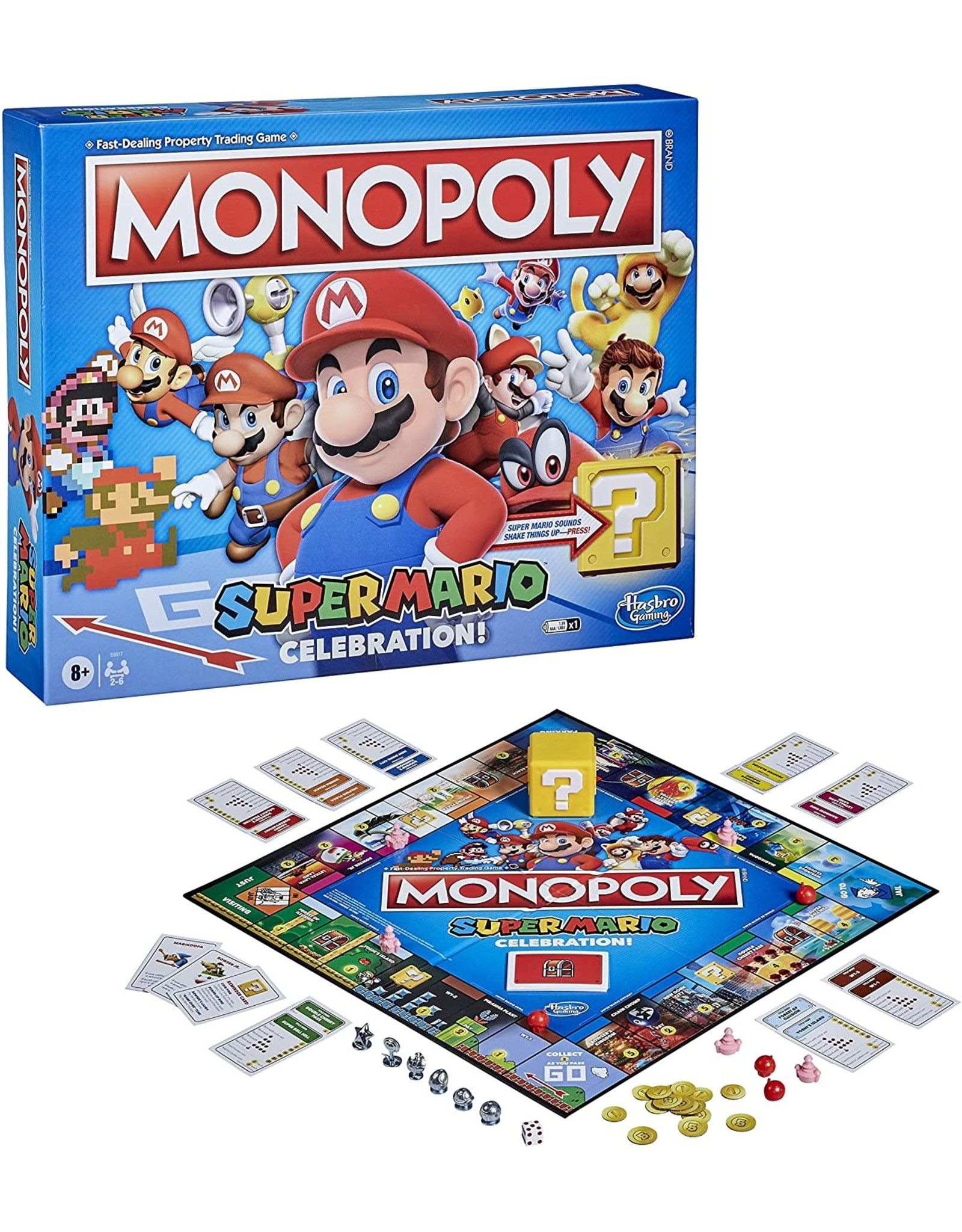 Hasbro Monopoly: Super Mario Celebration