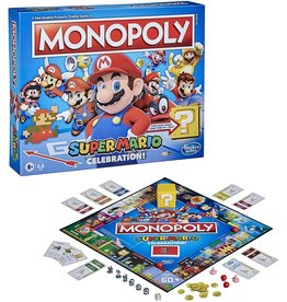 Hasbro Monopoly: Super Mario Celebration