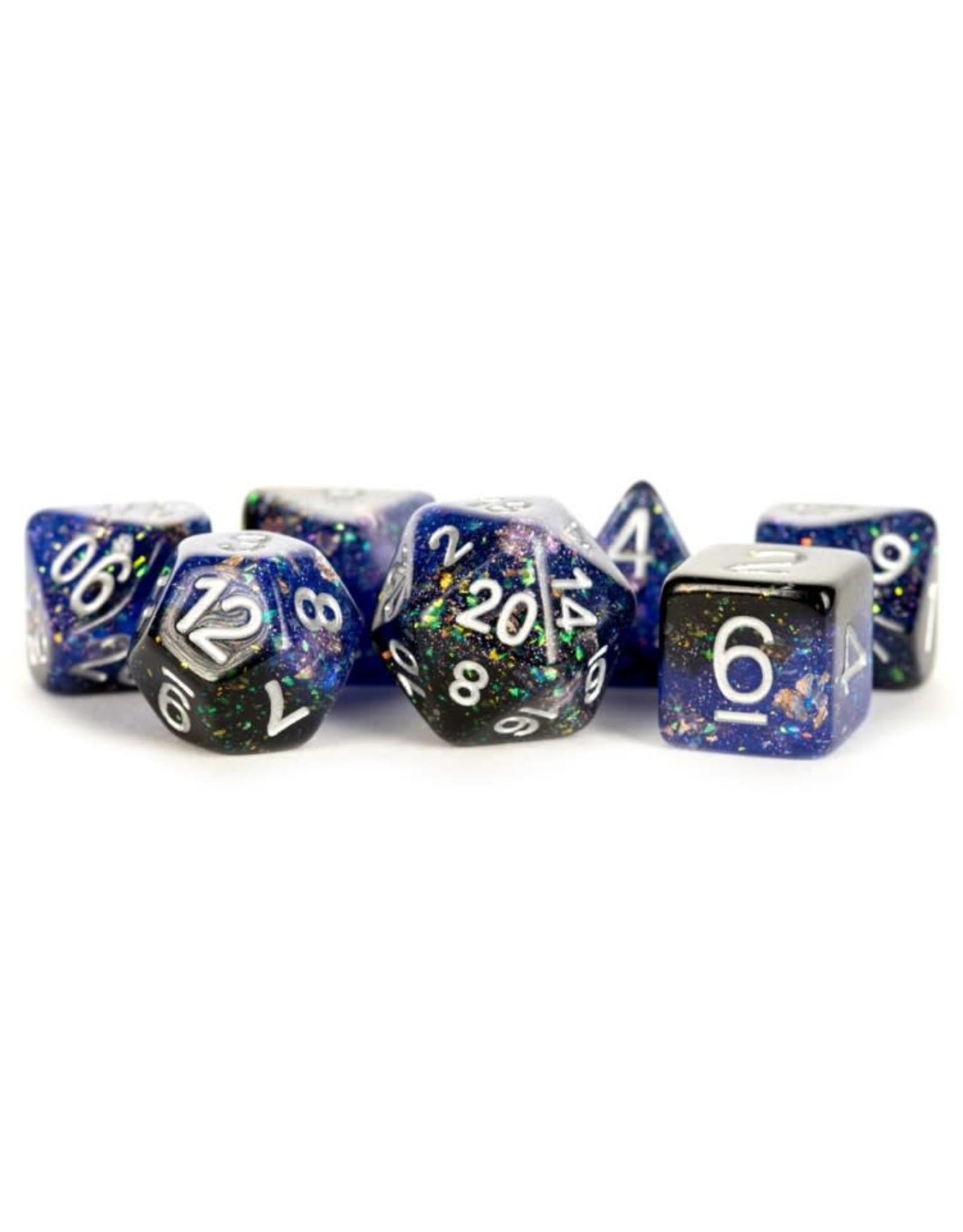 Metallic Dice Games 7-Set Eternal BUBKwh