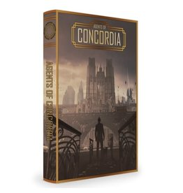 Modiphius Entertainment Agents of Concordia RPG