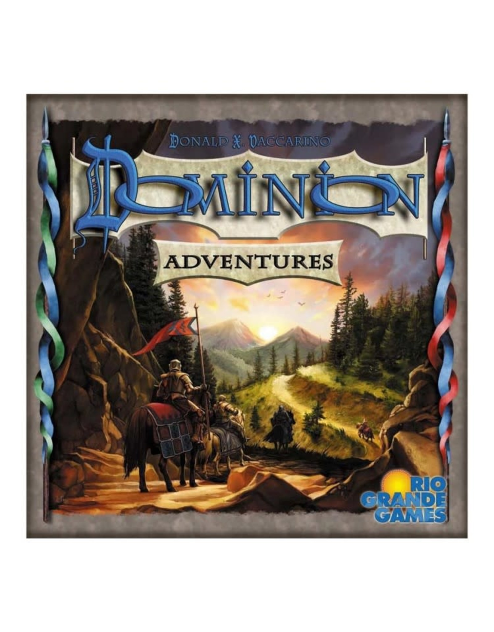 Rio Grande Games Dominion: Adventures
