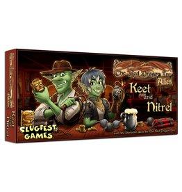 Slugfest Games Red Dragon Inn: Allies - Keet & Nitrel