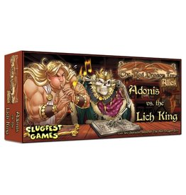 Slugfest Games Red Dragon Inn: Adonis vs. The Lich King