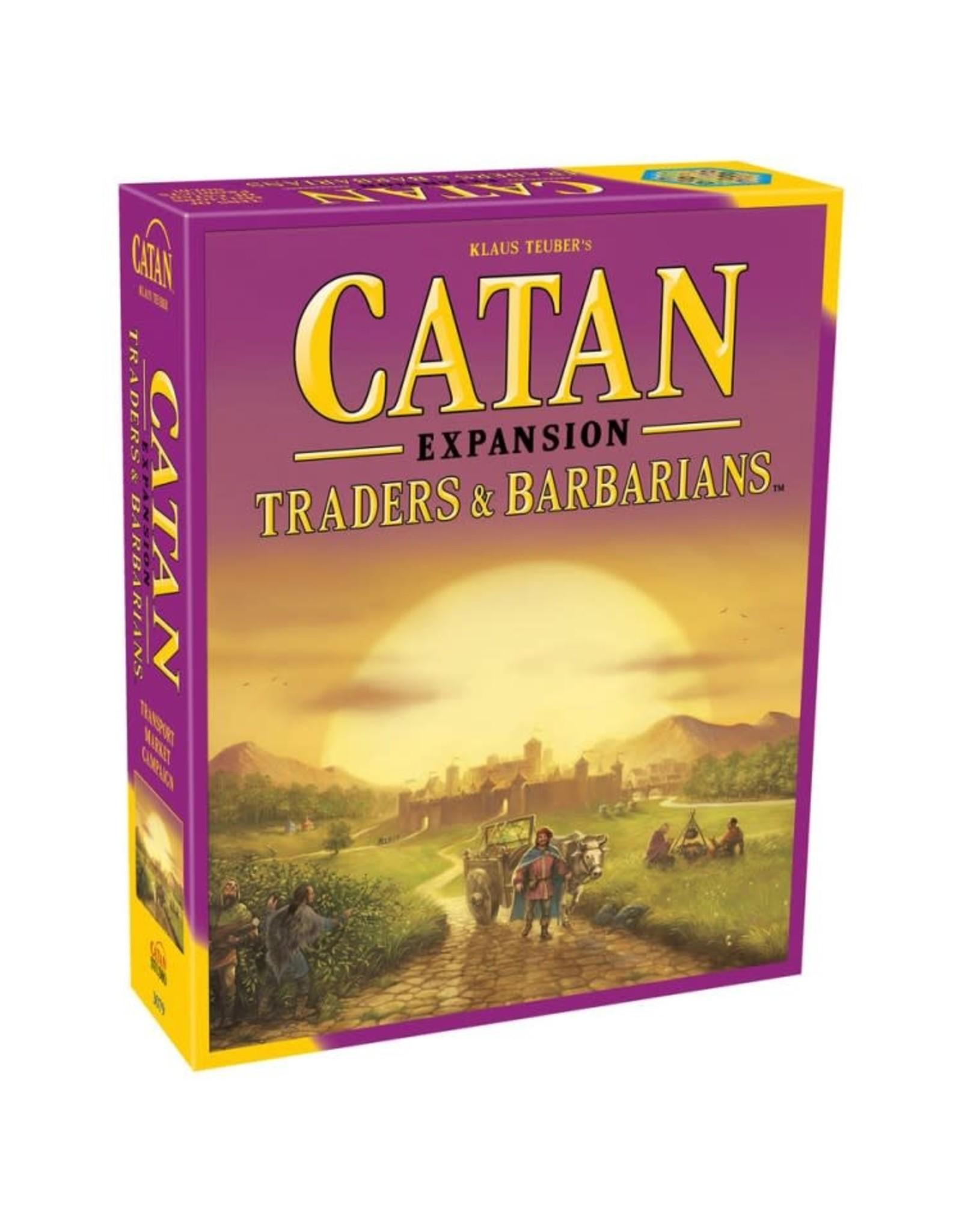 Catan Studios Catan Exp: Traders & Barbarians