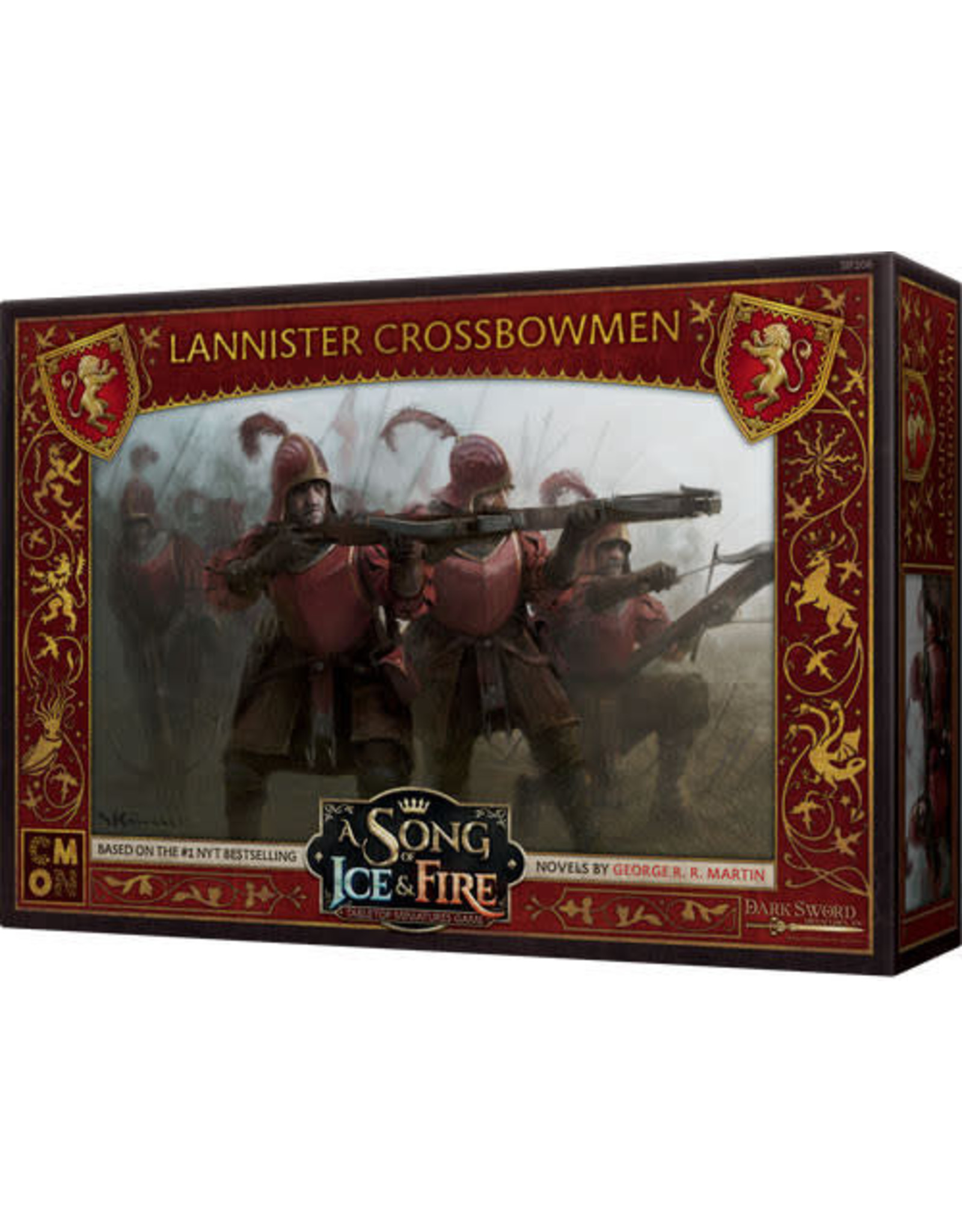 CMON A Song of Ice & Fire: Lannister Crossbowmen