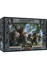CMON A Song of Ice & Fire: Night's Watch Conscripts