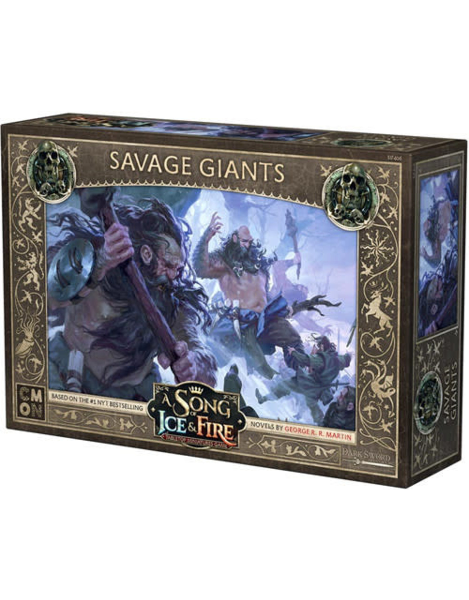 CMON A Song of Ice & Fire: Savage Giants