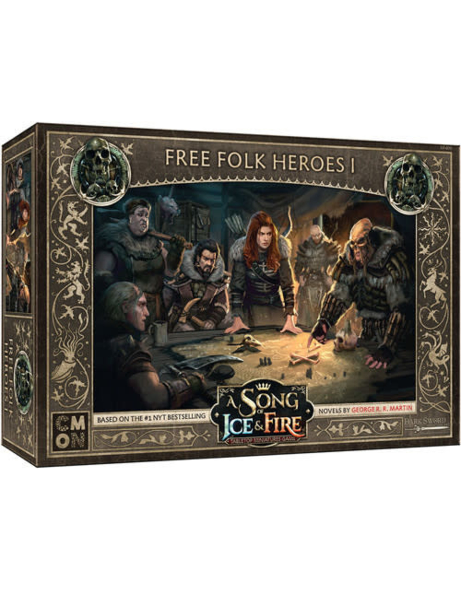 CMON A Song of Ice & Fire: Free Folk Heroes #1