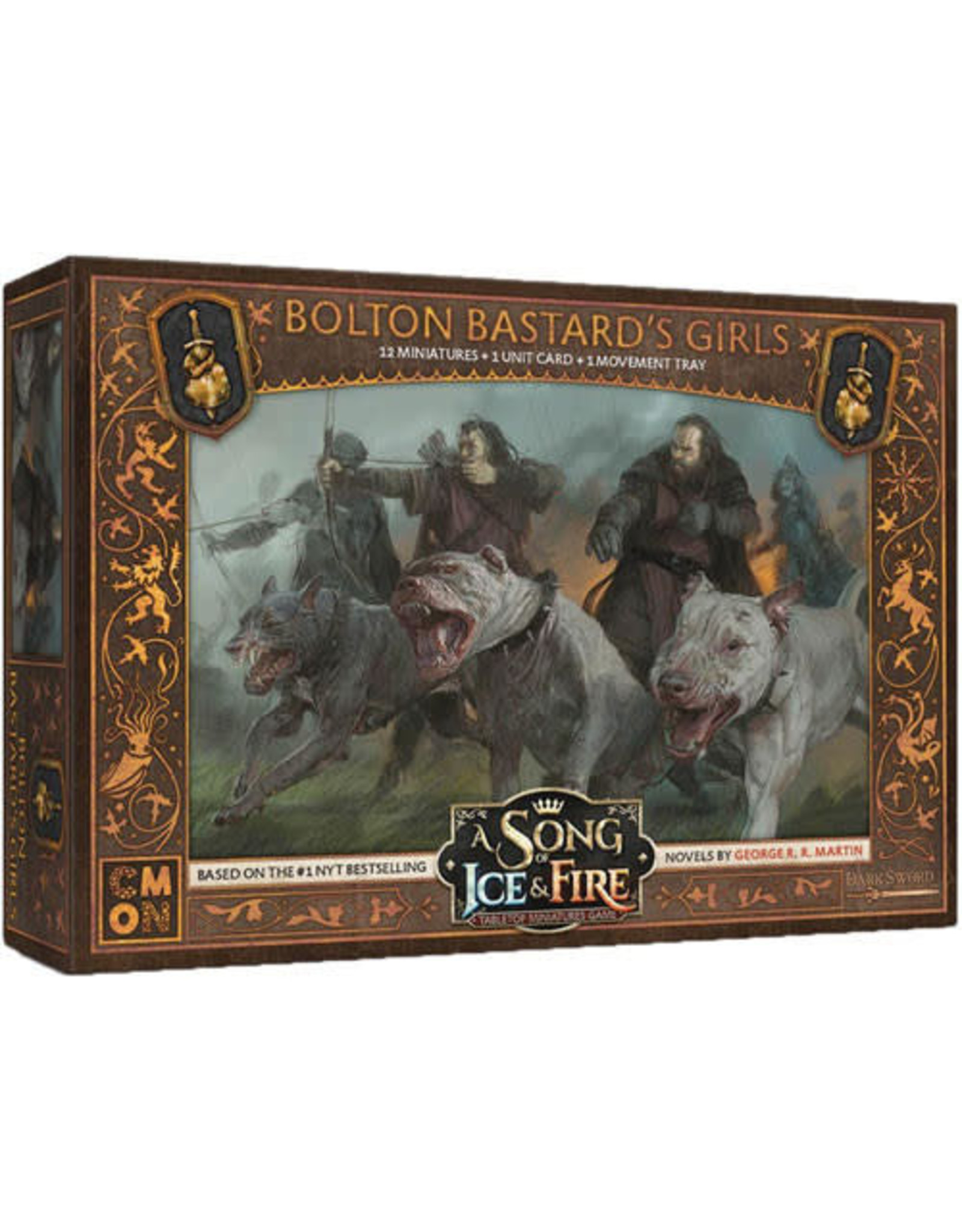 CMON A Song of Ice & Fire: Bolton Bastard's Girls
