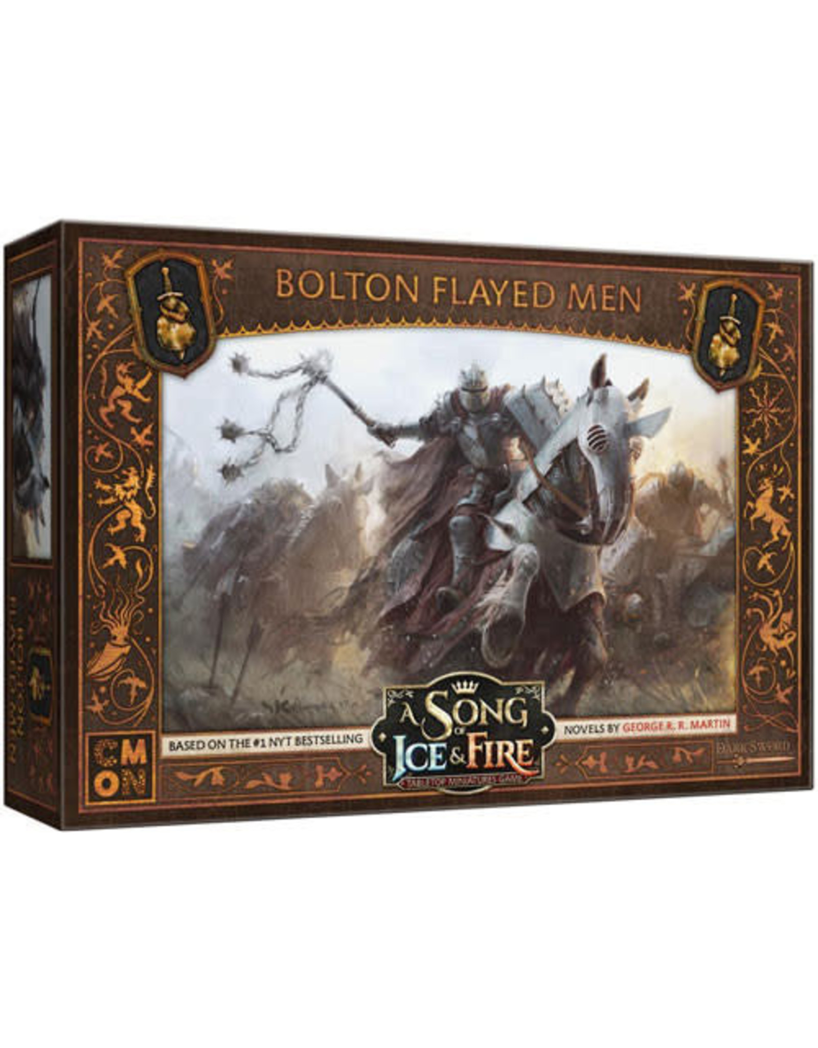 CMON A Song of Ice & Fire: Bolton Flayed Men