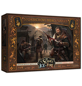 CMON A Song of Ice & Fire: Stormcrow Mercenaries