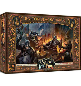CMON A Song of Ice & Fire: Bolton Blackguards Unit Box
