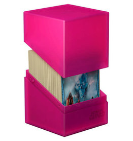 Ultimate Guard Ultimate Guard Boulder Deck Case 100+: Rhodonite